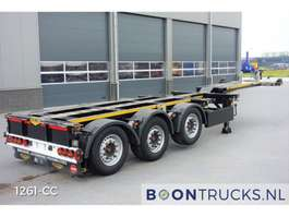 containersysteem oplegger Broshuis 3UCC-39 20-30-40-45ft *TOP CONDITION* 2013