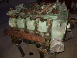 Motor vrachtwagen onderdeel Mercedes-Benz OM 442 V 8.