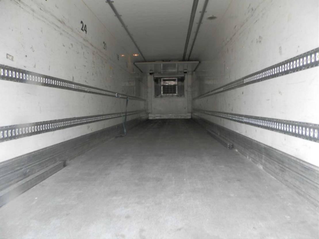 koel-vries oplegger Latre 2-assige oplegger 2000