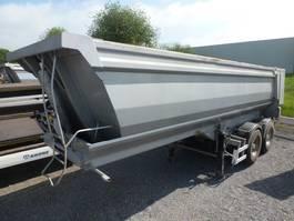 kipper oplegger Galtrailer B2 2012