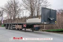 overige vrachtwagen aanhangers M&V  SANH Plattform | ausziehbar +1m | Lenkachse 2007