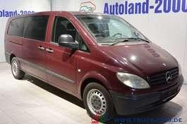 taxibus Mercedes Benz Vito 111 CDI Lang Automatik 7 Sitze Klima 1.Hand 2006