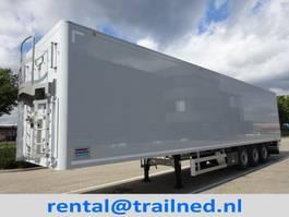 walking floor oplegger Knapen Trailers K200 - 92m3 Agri X-Light 2021