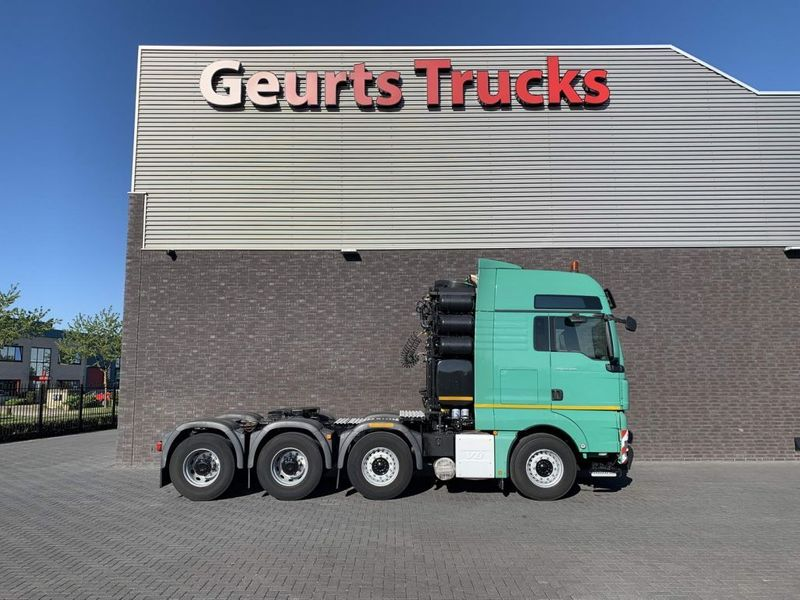 MAN - TGX 41.680 8X4 HEAVY DUTY TRACTOR 250 TONS 7