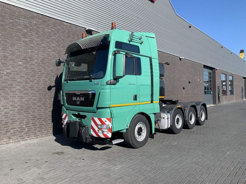MAN - TGX 41.680 8X4 HEAVY DUTY TRACTOR 250 TONS 2