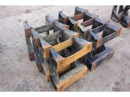 chassis equipment onderdeel Caterpillar Trackguards 2020
