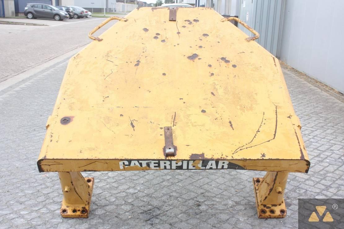 cabine - cabinedeel equipment onderdeel Caterpillar O-rops cab D8N