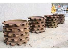 banden equipment onderdeel Caterpillar 815B Wheel gp