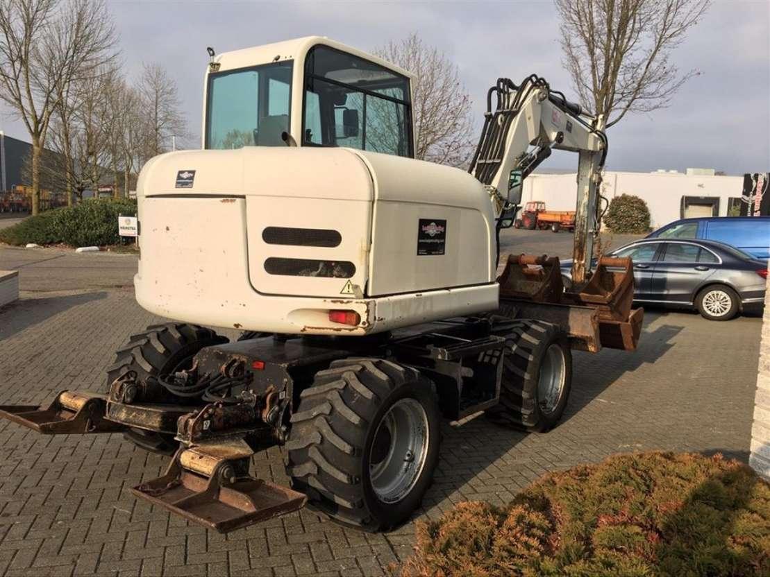 wielgraafmachine Terex TW70 2008