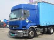 Renault - RENAULT DCI 420 **RETARDER** - Tractor unit