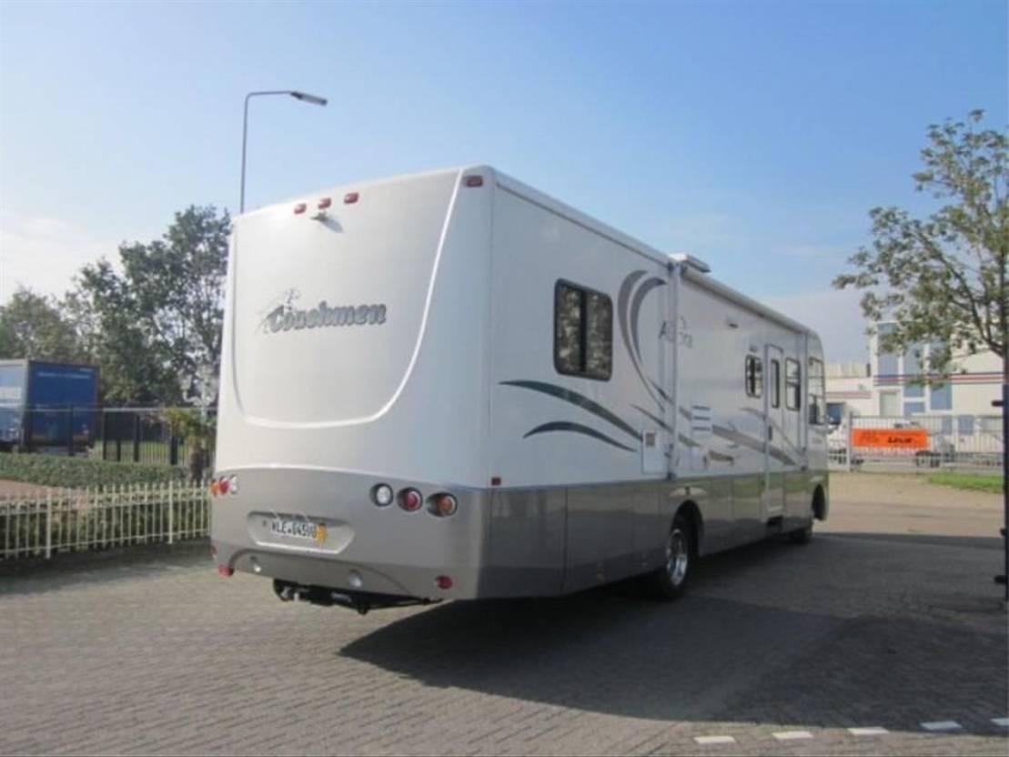 caravan DIV. 2001