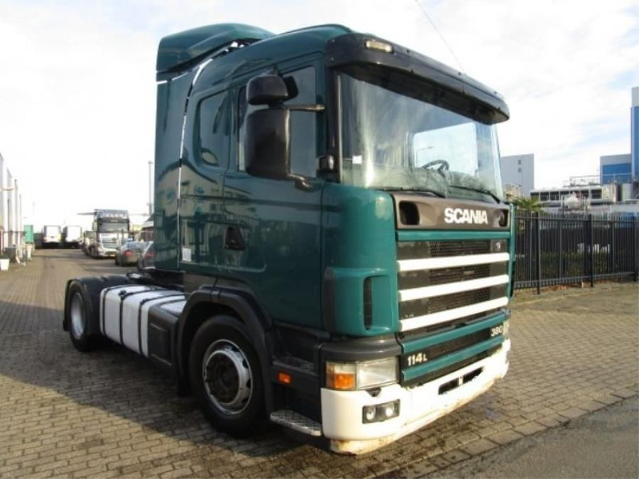 Scania - 114-380 4X2 MANUEL-GEARBOX 2
