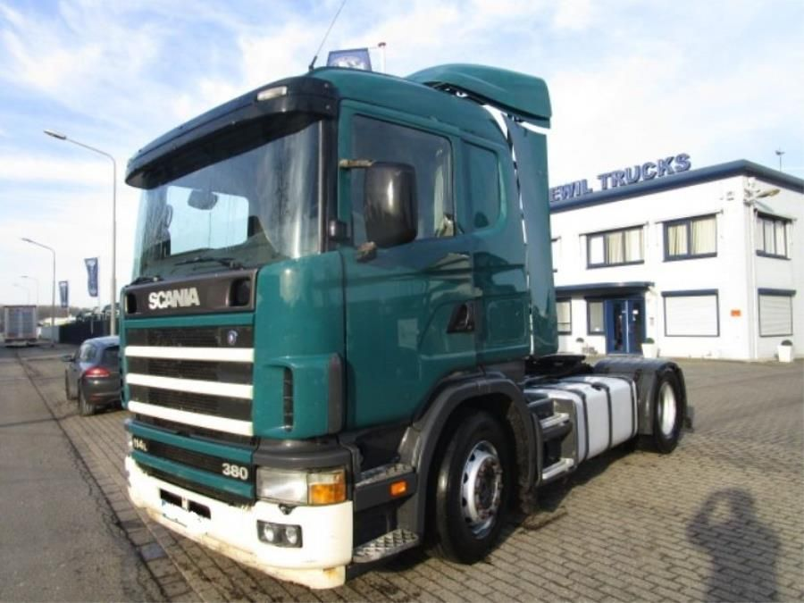 Scania - 114-380 4X2 MANUEL-GEARBOX 1
