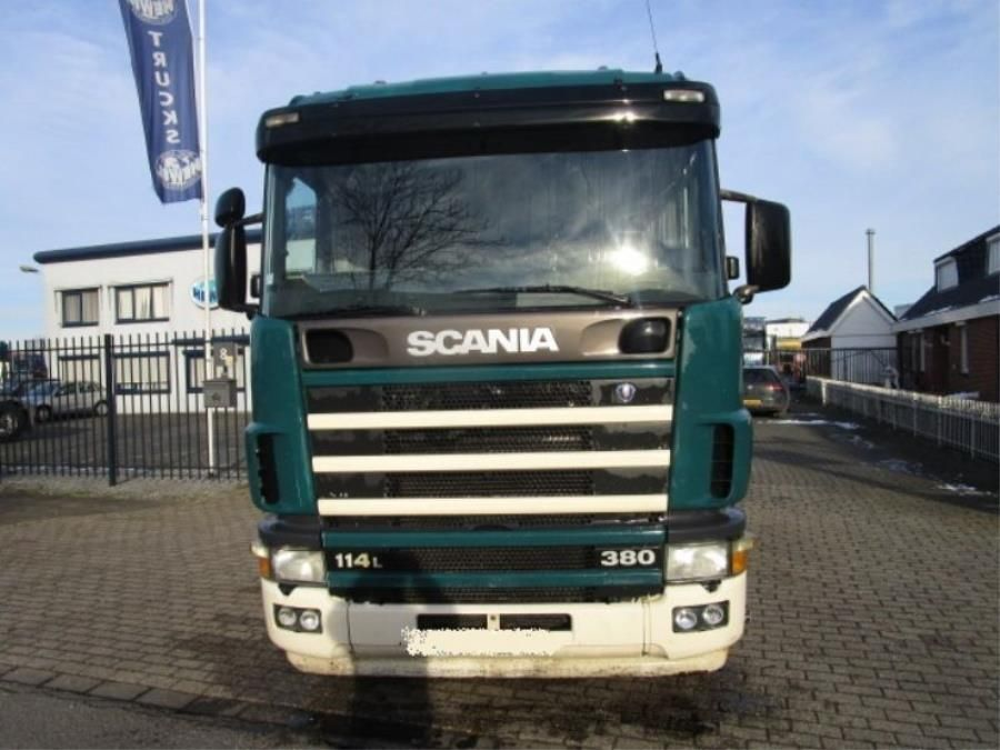 Scania - 114-380 4X2 MANUEL-GEARBOX 5
