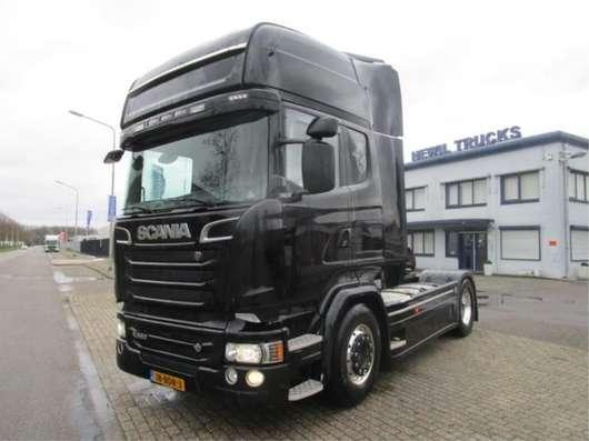standaard trekker Scania R-580 4X2 2014