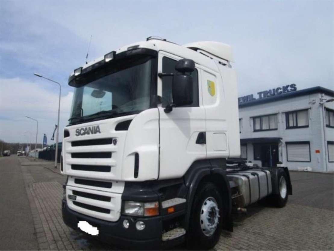 standaard trekker Scania 2005