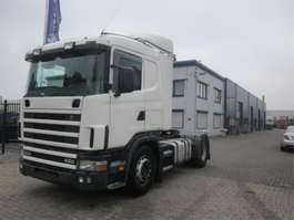 standaard trekker Scania 124/420 4X2 2001