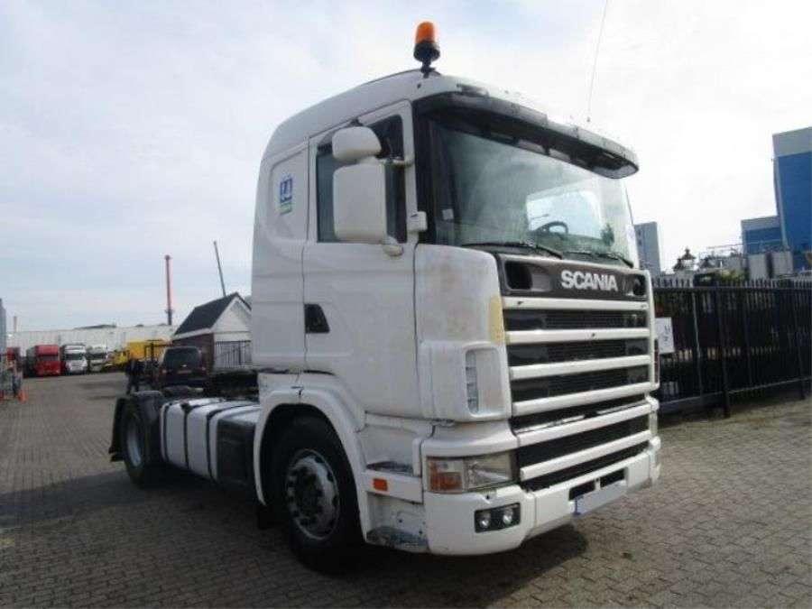 Scania - SCANIA 124/420   **RETARDER** 2