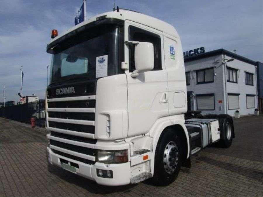 Scania - SCANIA 124/420   **RETARDER** 1