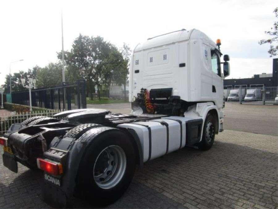 Scania - SCANIA 124/420   **RETARDER** 3