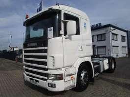 standaard trekker Scania SCANIA 124/420   **RETARDER** 2000