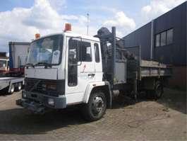 kipper vrachtwagen Volvo VOLVO FL6/14  TURBO 1988