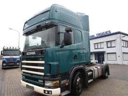 standaard trekker Scania SCANIA 114/380   **RETARDER** 2000