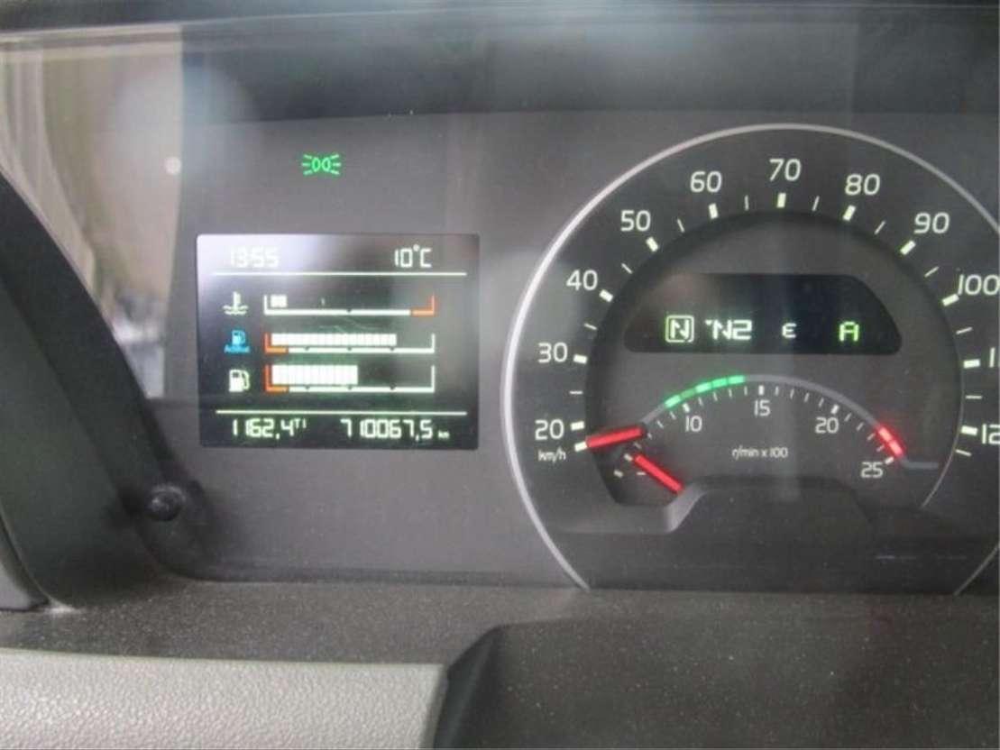 standaard trekker Volvo FH-500 4X2 2014