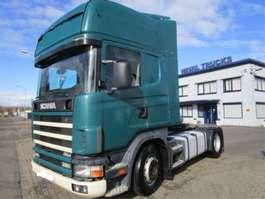 standaard trekker Scania SCANIA 114.380   **RETARDER** 2002