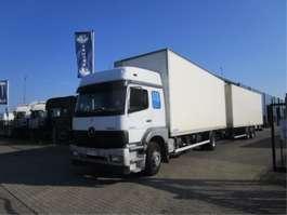 bakwagen vrachtwagen Mercedes Benz 1833 LL 4X2 2003