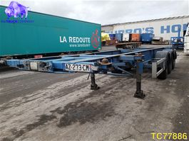 container chassis oplegger ASCA 20'-30' Container Transport 1999