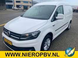 gesloten bestelwagen Volkswagen CADDY maxi airco navi 102pk 2016