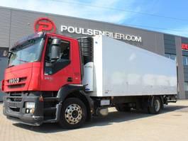 koelwagen vrachtwagen Iveco 190S360 2010