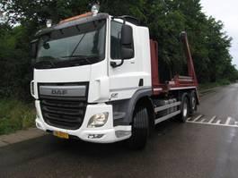 containersysteem vrachtwagen DAF cf 2015