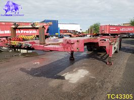container chassis oplegger Renders Container Transport 2008