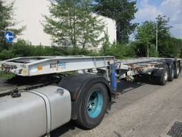 chassis oplegger Pacton 3139C-2-S 1986