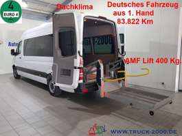 taxibus Mercedes Benz 315 CDI/A 5x Rollstuhl + 7 Sitze el. Rampe Klima 2008