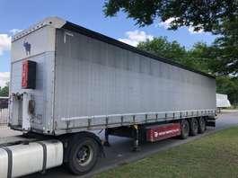 schuifzeil oplegger Schmitz Cargobull Schuifzijlen/schuifdak/coilgoot 2010