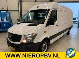 gesloten bestelwagen Mercedes Benz SPRINTER 313cdi l3h2 airco 2014