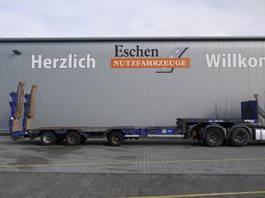 dieplader oplegger Müller-Mitteltal TS 3 Kompakt 30.0, Telesattel, Hydr. Rampen, verbreiterbar, ausziehbar, Luft 2010
