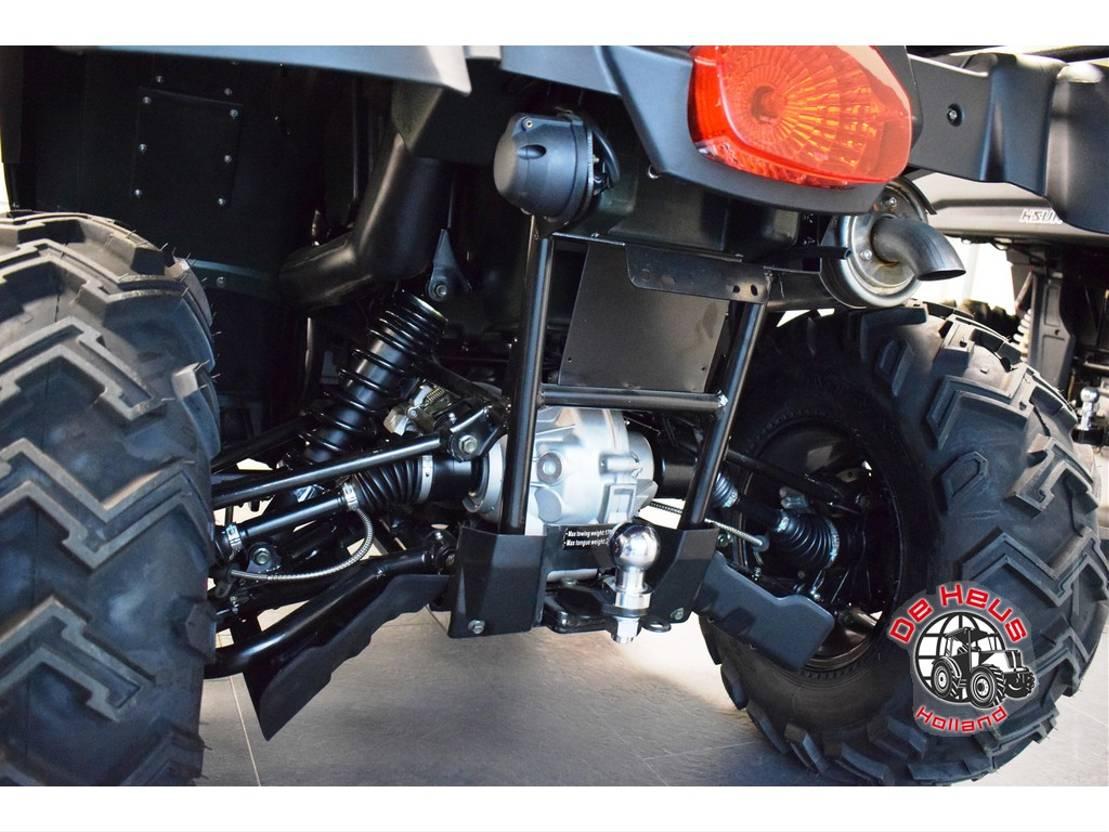 motorfiets Hisun HS500-4WD ATV