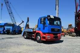 wissellaadbaksysteem vrachtwagen MAN TGM 18.290 **Gergen Aufbau** EURO 5  Euro 5 2011