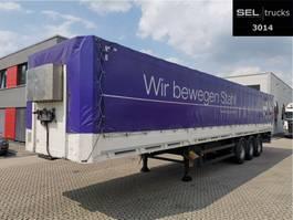 schuifzeil oplegger Schmidt TrailerTech / Lenkachse / Coil / Asse Sterzante 2012