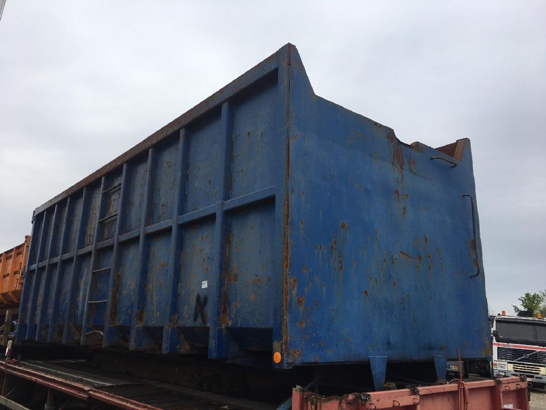 Kipperbak vrachtwagen onderdeel Diversen Occ kipper 28.95m³