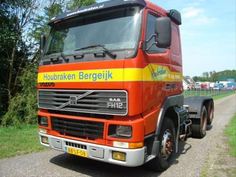Volvo - FH12 6X2 1