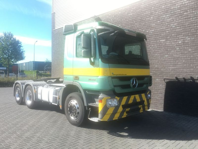 Mercedes Benz - 2644 LS 6X4 EURO 5 MP 3 6