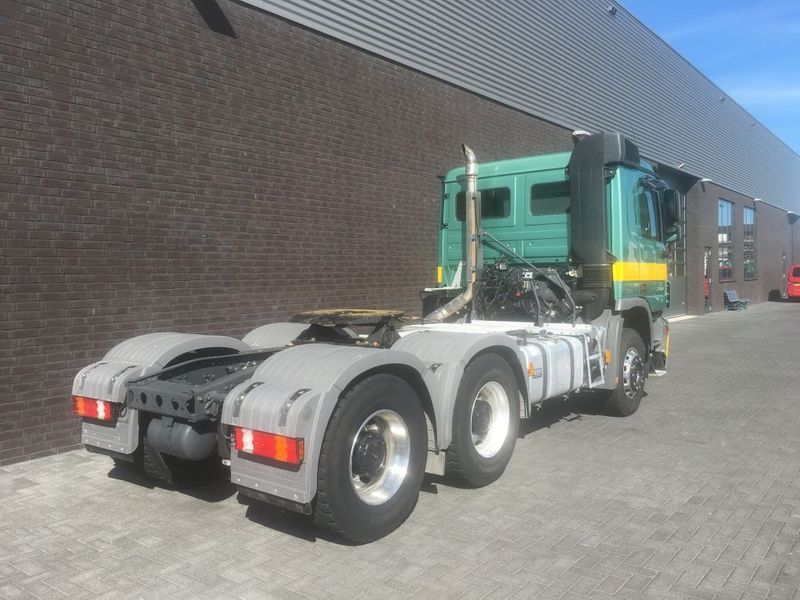 Mercedes Benz - 2644 LS 6X4 EURO 5 MP 3 5