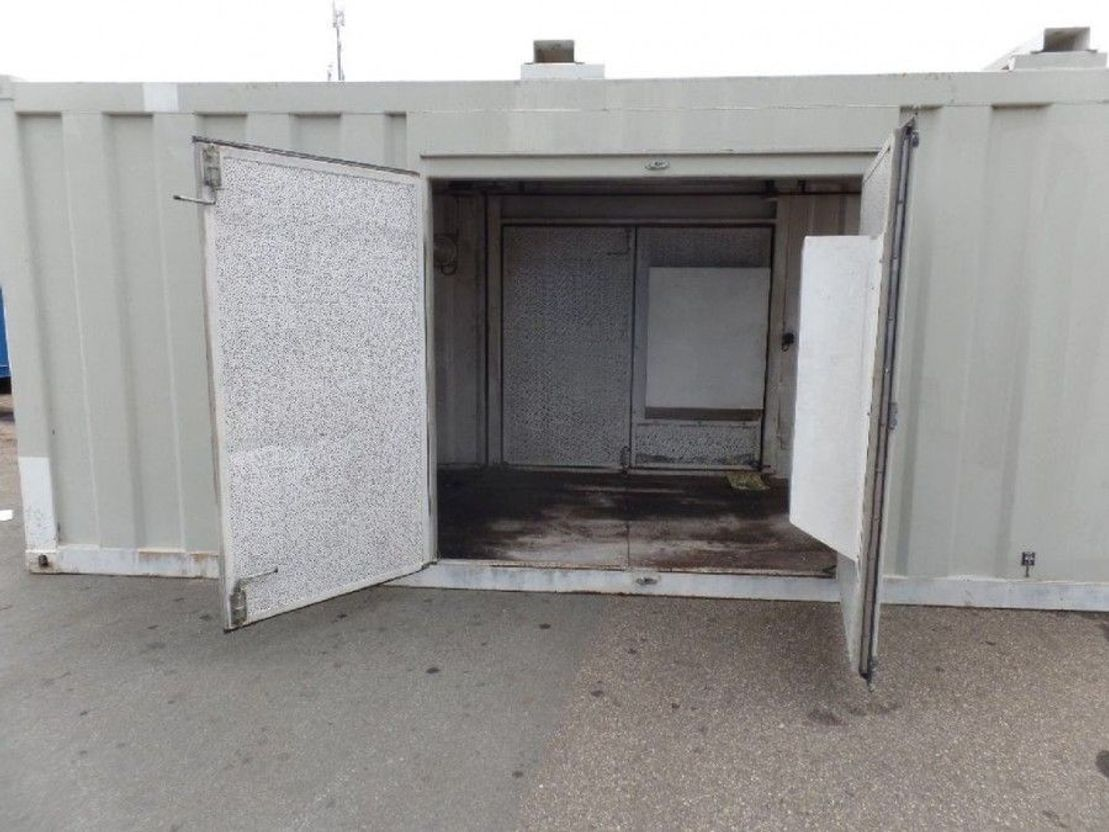 hard top zeecontainer VERNOOY 20FT 500823
