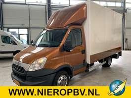 bakwagen bedrijfswagen Iveco daily 35C13 bakwagen laadklep zijdeur 2013