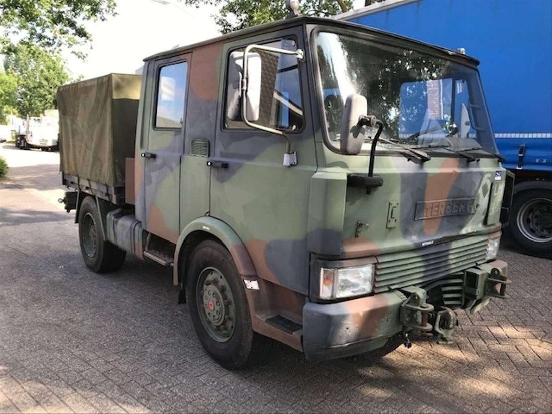 leger vrachtwagen Terberg F750/4X4 1991